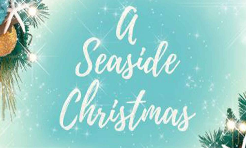Eat, Drink, and. . .be at the Seaside for Christmas.