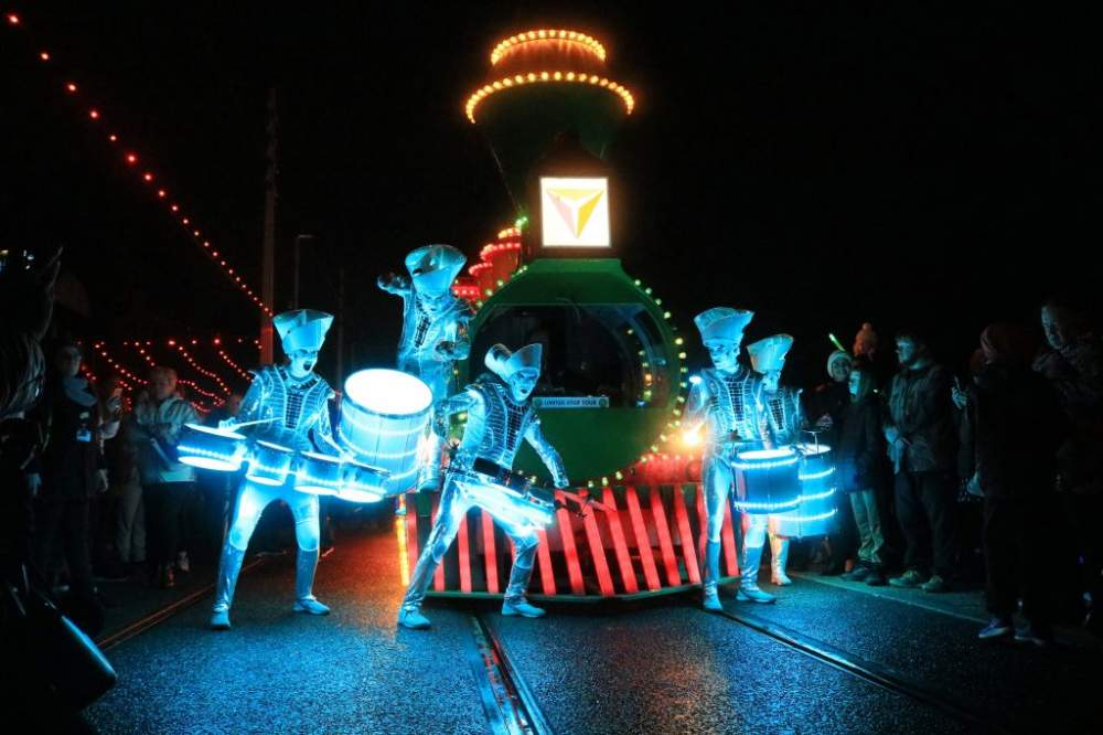 Switch On in Blackpool - A guide to the Illuminations